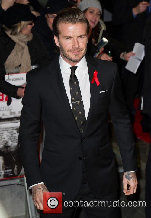 David Beckham 41