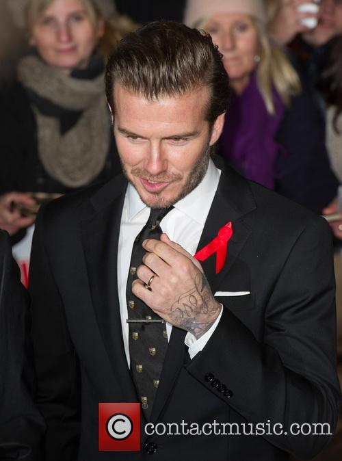 David Beckham 42
