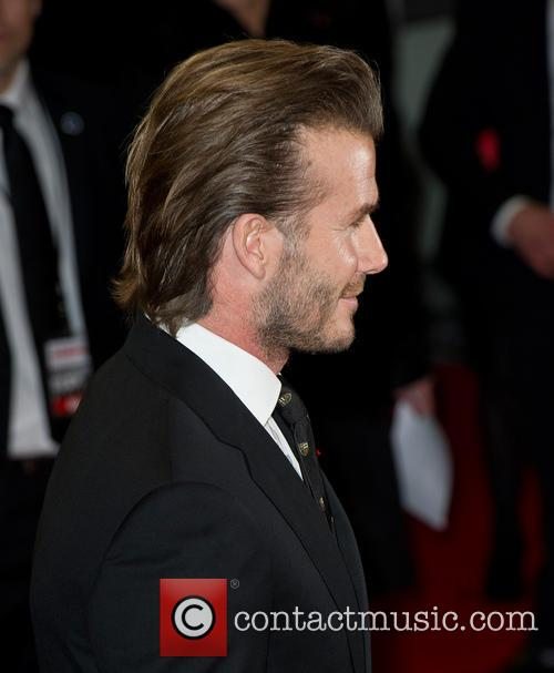 David Beckham 45