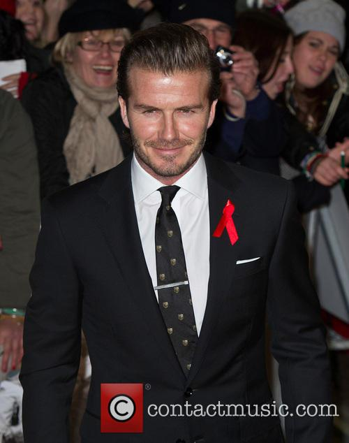 David Beckham, Odeon West End