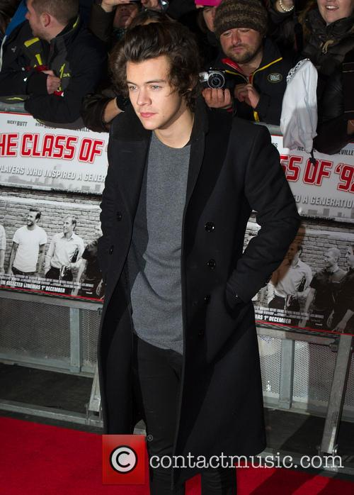 Harry Styles, Odeon West End