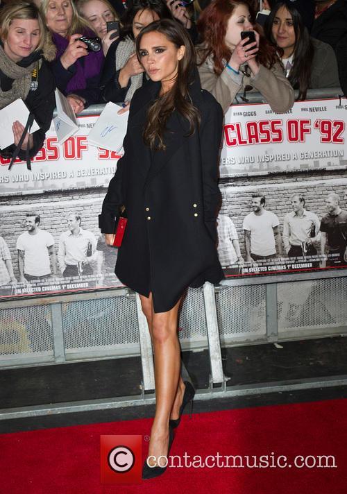 Victoria Beckham, Odeon West End