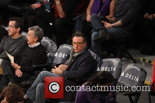 Andy Garcia, Staples Center