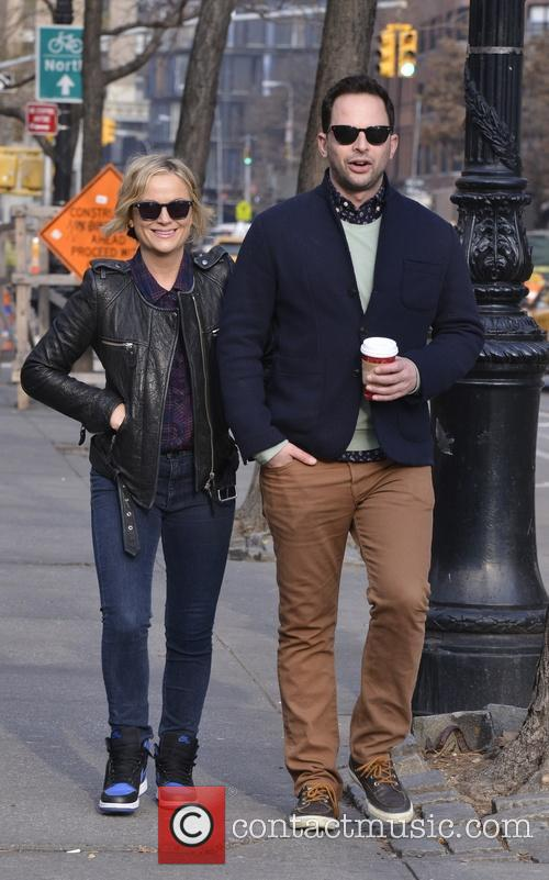 Amy Poehler and Nick Kroll 3