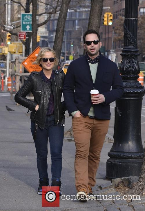 Amy Poehler and Nick Kroll 4