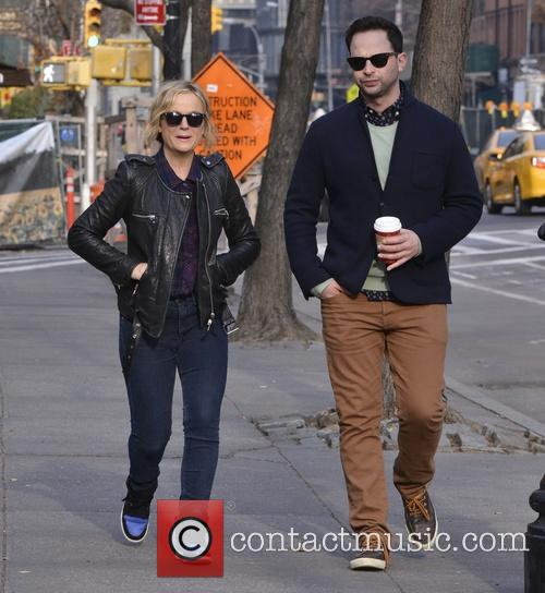 Amy Poehler and Nick Kroll 7