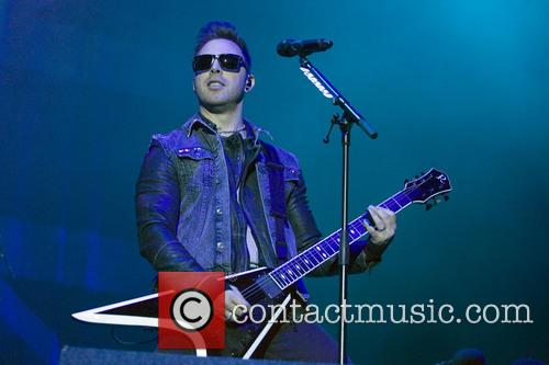 Matthew Tuck and Bullet For My Valentine 7