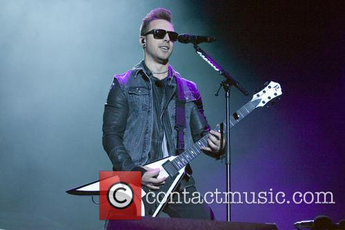 Matthew Tuck and Bullet For My Valentine 9