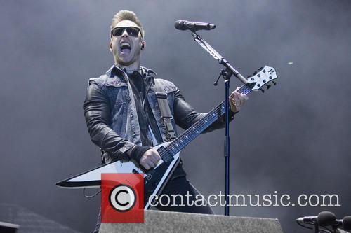 Matthew Tuck and Bullet For My Valentine 13