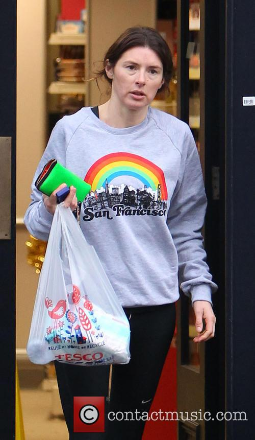 jools oliver celebrities out and about in 3977579