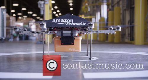Amazon 'Prime Air' Drones