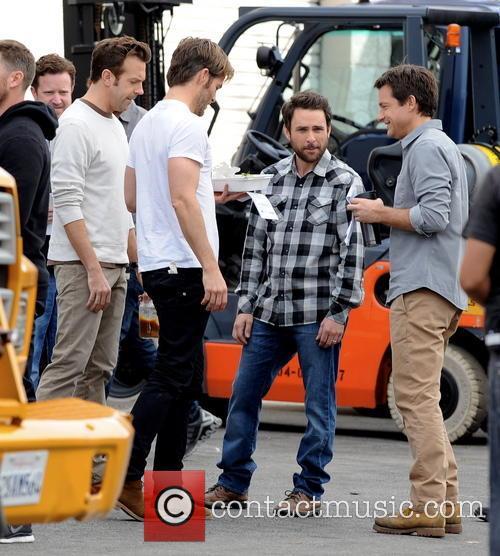 Jason Sudeikis, Chris Pine, Jason Bateman and Charlie Day 7