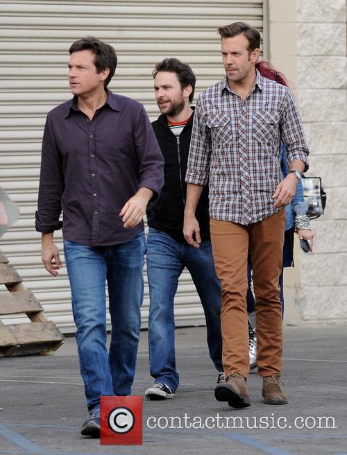 Jason Sudeikis, Jason Bateman and Charlie Day 3