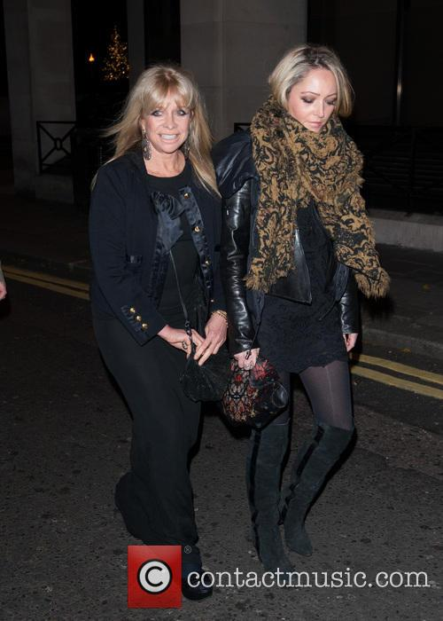 Jo Wood and Guest 4