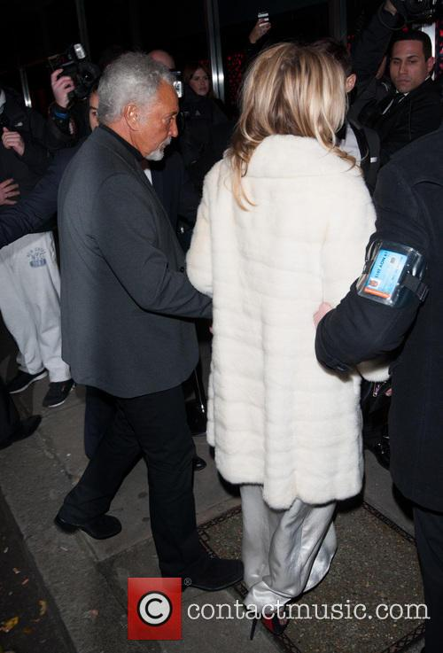Tom Jones and Kate Moss 4