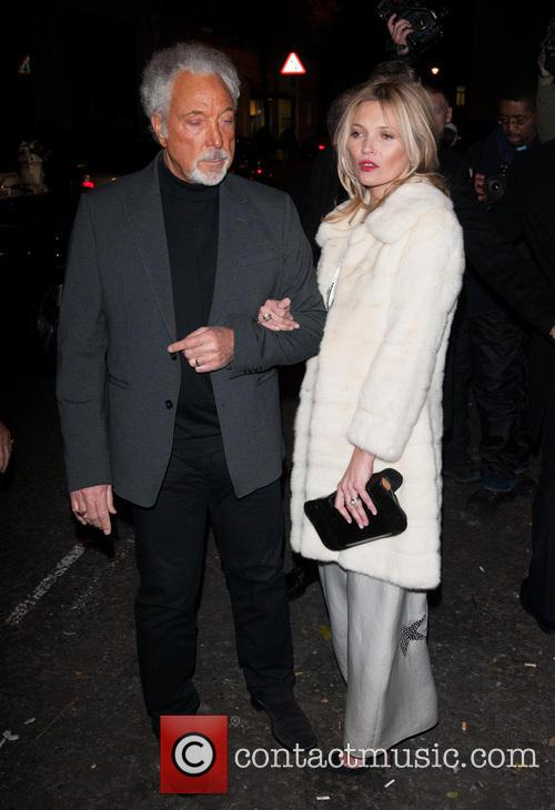 Tom Jones and Kate Moss 6