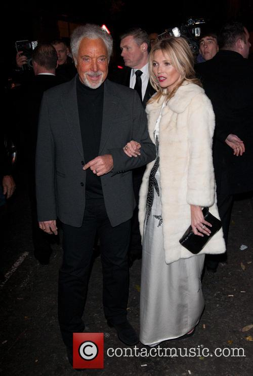 Tom Jones and Kate Moss 1