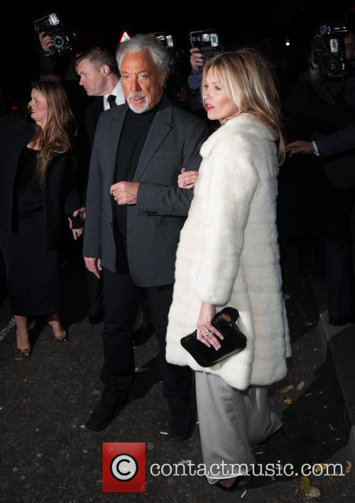 Tom Jones and Kate Moss 7