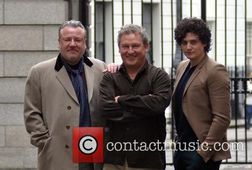 Ray Winstone, Ashley Pharoah and Aneurin Barnard 4