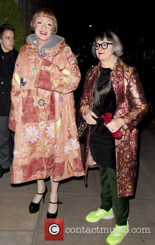 Philippa Perry and Grayson Perry 2