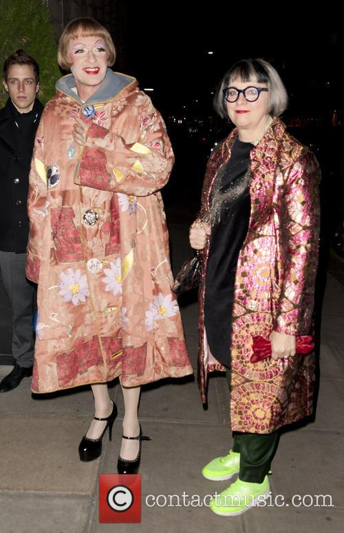 Philippa Perry and Grayson Perry 3