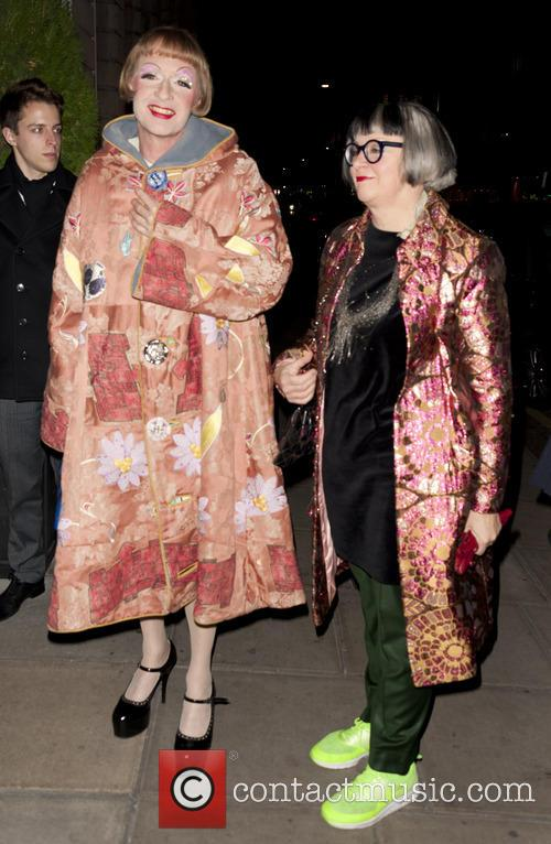 Philippa Perry and Grayson Perry 1