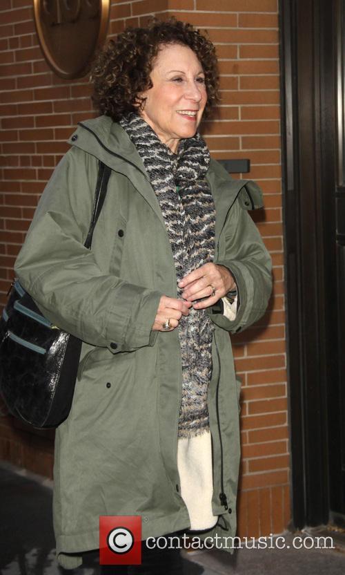 Katie Talk Show Guest Arrivals NY