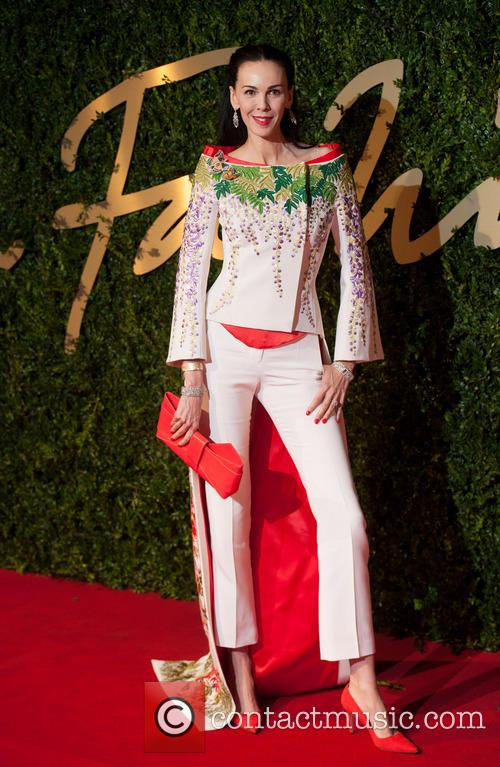 L'Wren Scott, British Fashion Awards