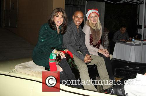 Kate Linder, Bryton James and Melissa Ordway 4