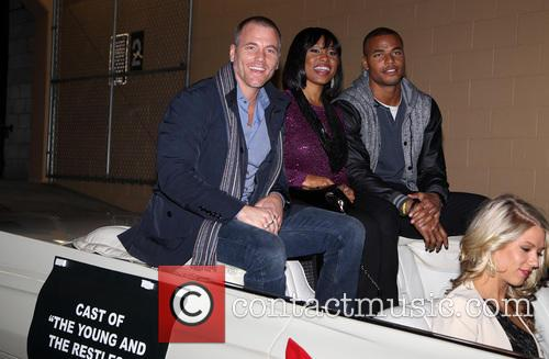 Sean Carrigan, Angell Conwell and Redaric Williams 2