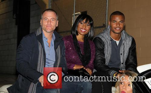 Sean Carrigan, Angell Conwell and Redaric Williams 1