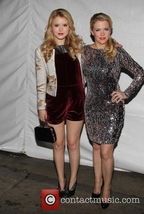 Taylor Sprietler and Melissa Joan Hart 2