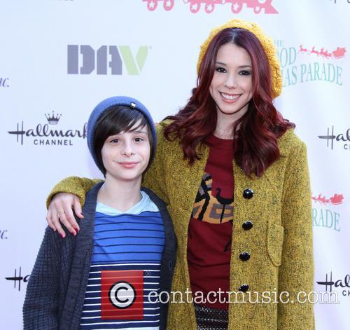 Jillian Rose Reed and Robbie Tucker