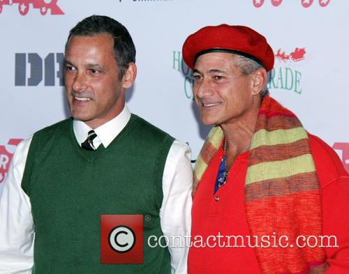 Johnny Chaillot and Greg Louganis