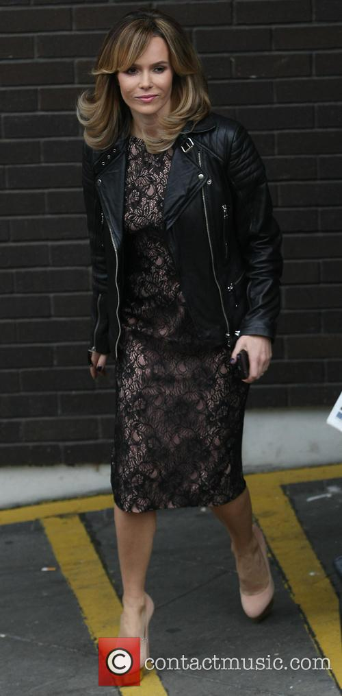 Amanda Holden leaving the ITV Studios