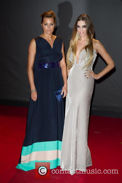 Yasmin Le Bon and Amber Le Bon 2