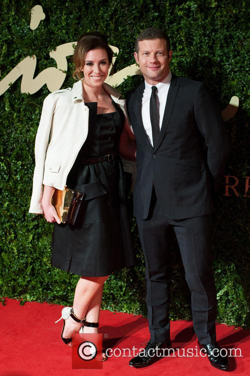 Dermot O'leary and Dee Koppand 3