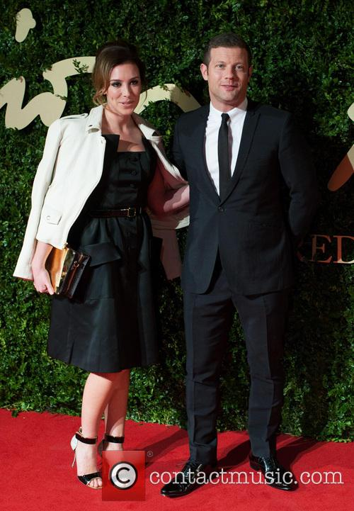 Dermot O'leary and Dee Koppand 4