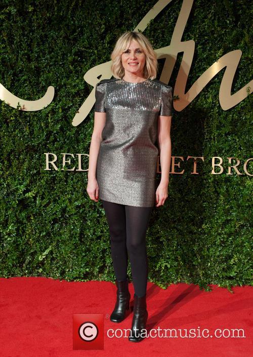 Emmanuelle Seigner, British Fashion Awards