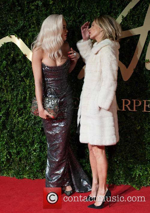 Rita Ora and Kate Moss 3