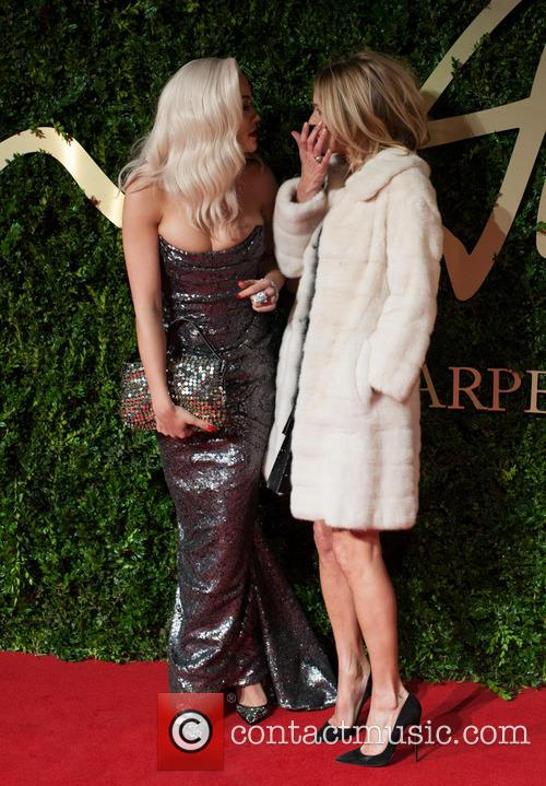 Rita Ora and Kate Moss 4