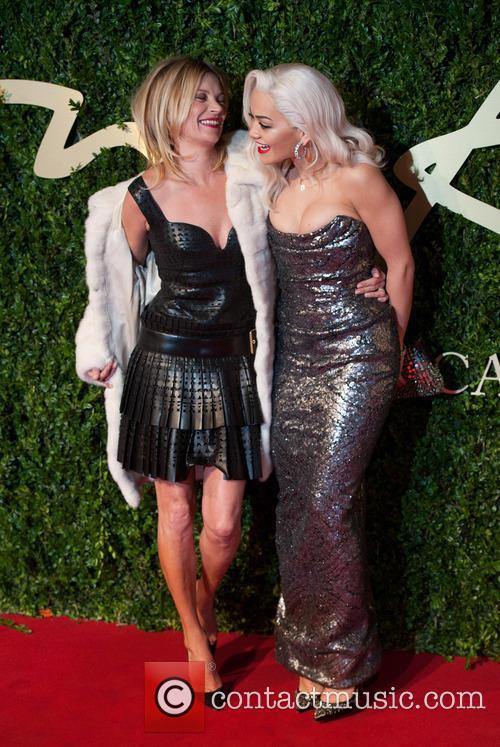 Kate Moss and Rita Ora 9