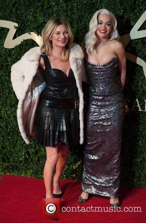 Kate Moss and Rita Ora 11