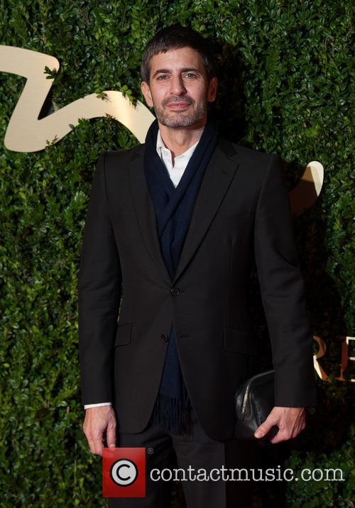 Marc Jacobs, British Fashion Awards
