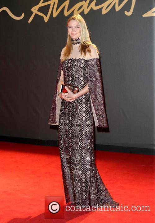 Jodie Kidd, British Fashion Awards
