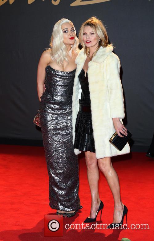 Kate Moss and Rita Ora 14