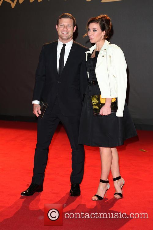 Dermot O'Leary, Dee Koppang, British Fashion Awards