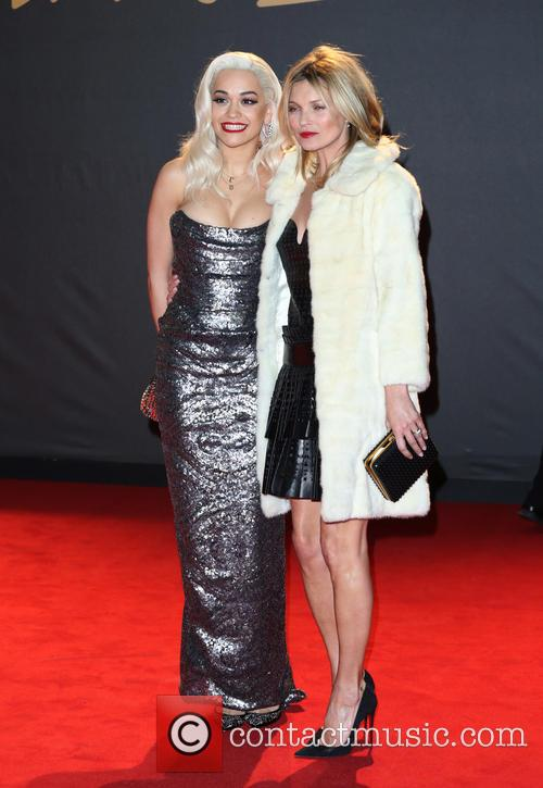 Rita Ora and Kate Moss 1