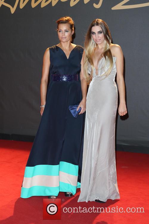 Yasmin Le Bon and Amber Le Bon 6