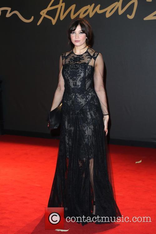 Daisy Lowe, British Fashion Awards